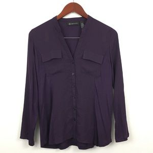 2/$20 INC International Concepts Blouse